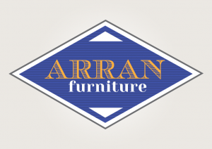 Logo for Arran Furniture, Dolgellau (2013)